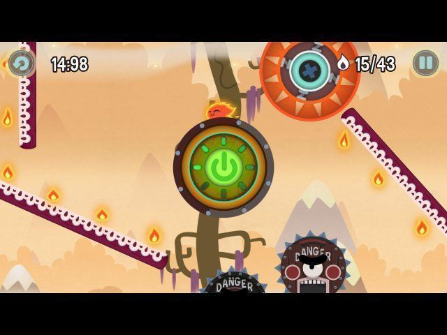 Pyro Jump gra