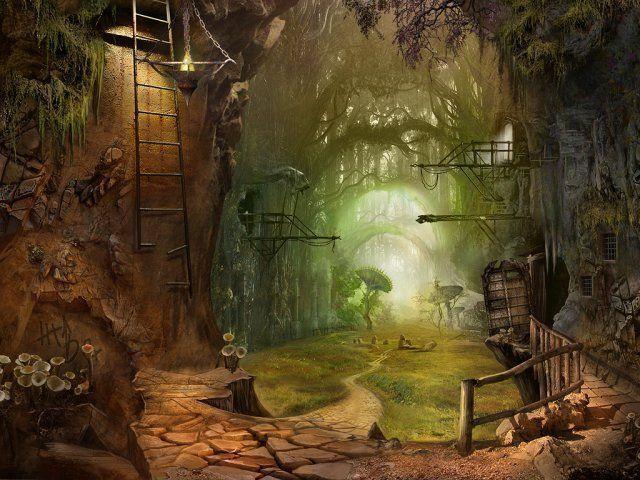 Tajemství ztracené planety hra