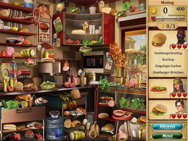 Gourmania 2: Große Erwartungen