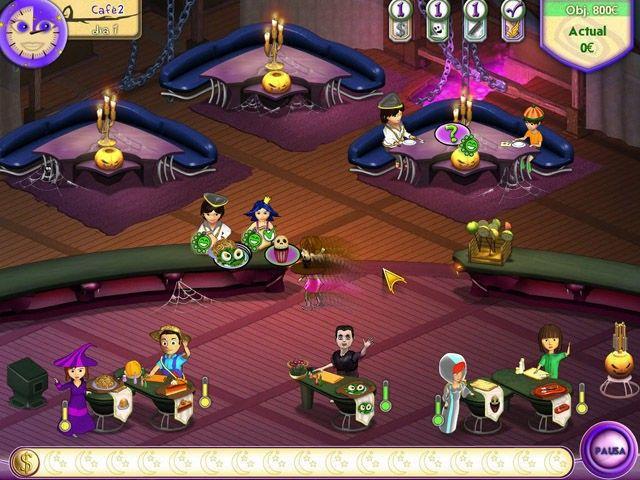 Amelie's Café: Halloween download free en Español