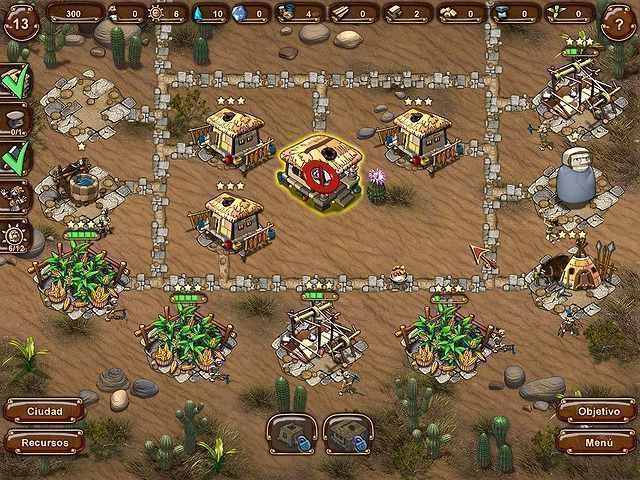 Aztec Tribe: New Land download free en Español
