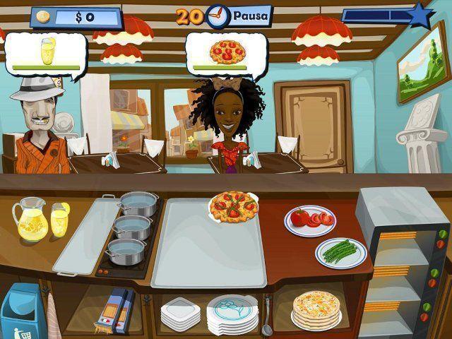 El Alegre Chef 2 en Español game