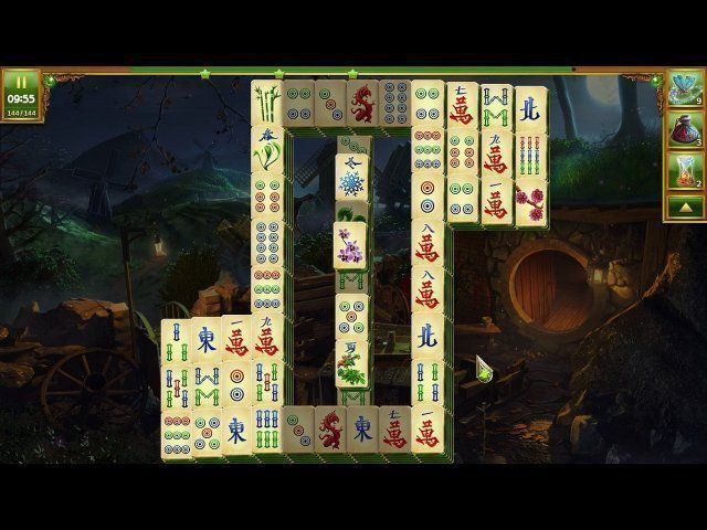 Lost Island: Mahjong Adventure en Español game