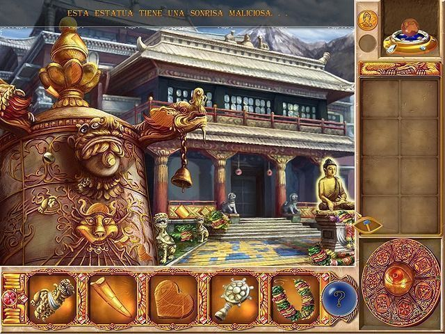Magic Encyclopedia: Luz de Luna en Español game