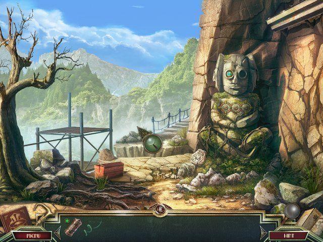 Sacred Almanac: Traces of Greed en Español game