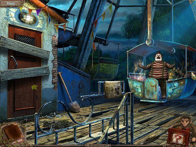 Weird Park: Tonada rota Edición Coleccionista en Español game