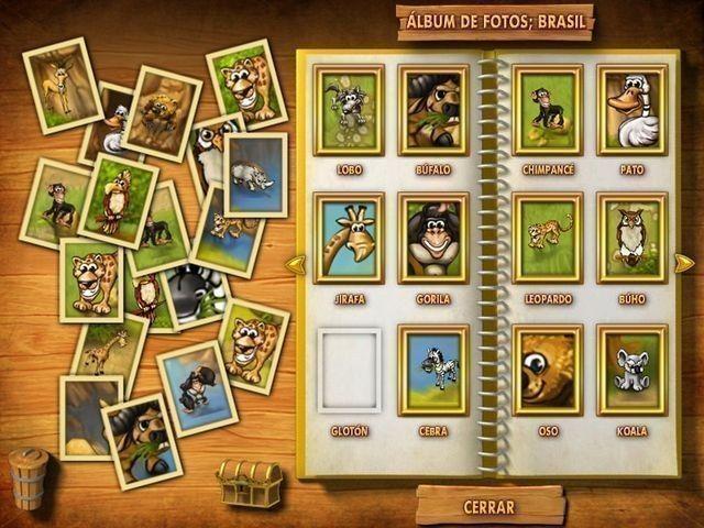 Youda Safari en Español game