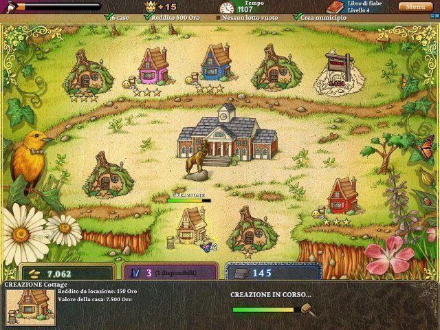 Gioco Build-A-Lot: Fairy Tales download italiano