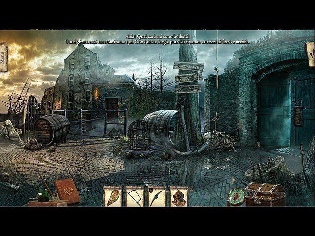 Legacy Tales: La Clemenza della Forca game