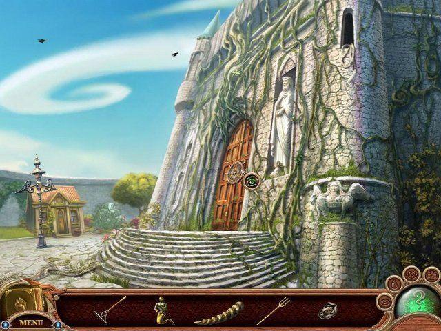 Wzgórza Marzeń: Uwięziona magia