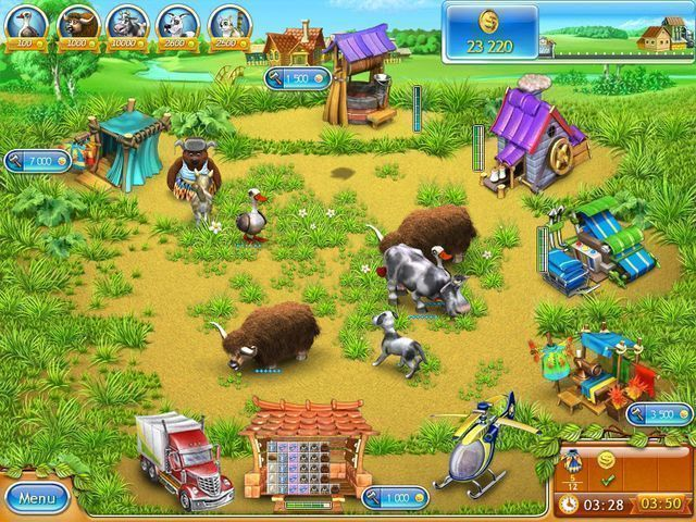 Download: Farm Frenzy 3 Full Version, Downloads Found: 12, Includes: Crack