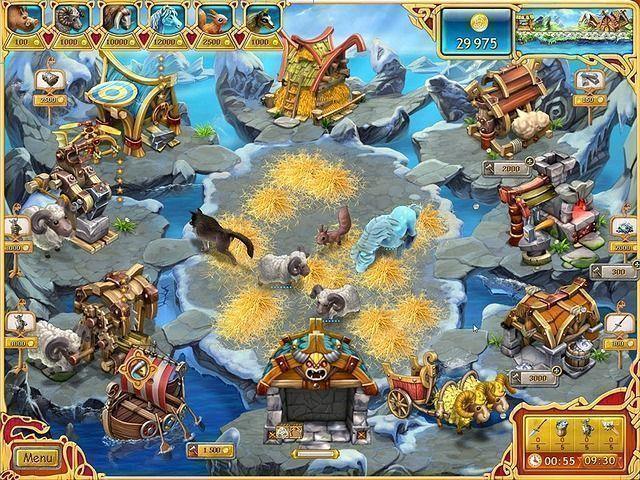 Odlotowa Farma: Dzielni Vikingowie