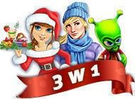 Gra Zestaw Świąteczny Nastrój