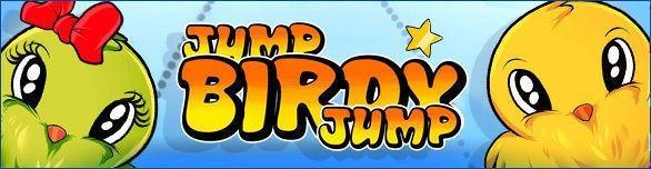 Jump Birdy Jump - Pomóż papużkom-nierozłączkom się spotkać!
