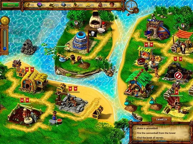 Moai VII: Mystery Coast Gra Bezpłatne
