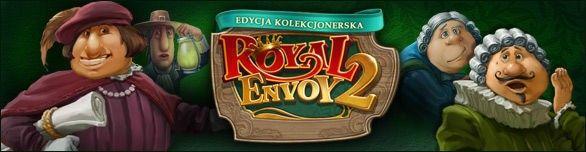 Royal Envoy 2. Edycja kolekcjonerska - Król ponownie zwraca się o pomoc do ciebie!