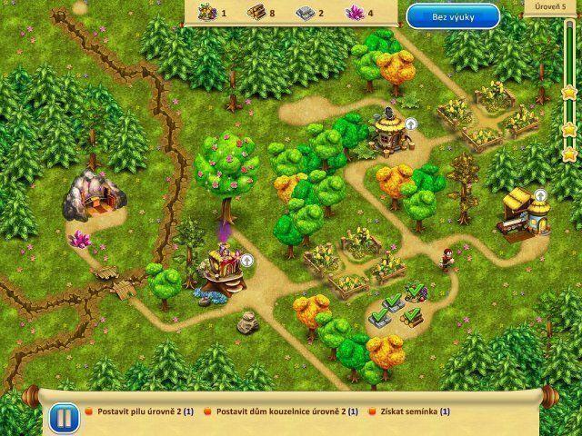Gnomes Garden