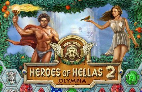 Heroes of Hellas 2: Olympia
