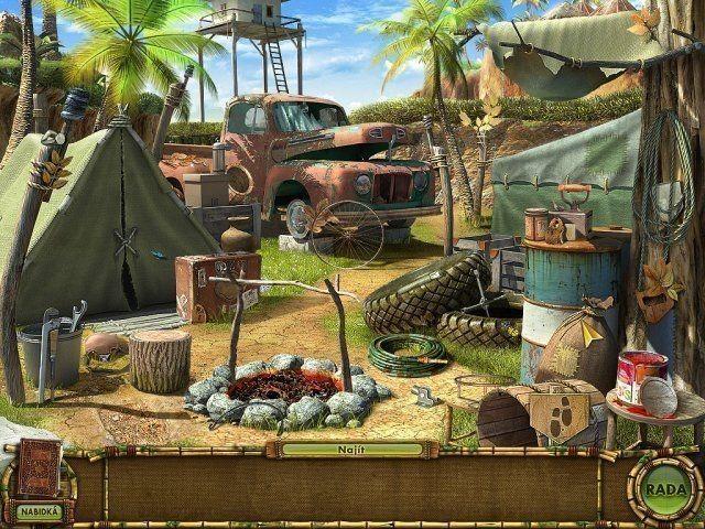 Poklady tajuplného ostrova: Brány osudu