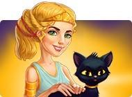 Details über das Spiel Adventures of Megara: Demeter's Cat-astrophe. Collector's Edition