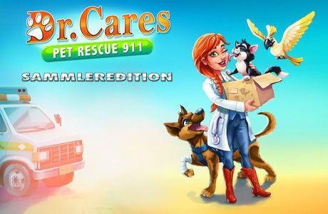 Dr. Cares: Pet Rescue 911. Sammleredition