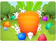 Details über das Spiel Greedy Bunnies