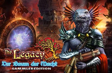 The Legacy: Der Baum der Macht. Sammleredition