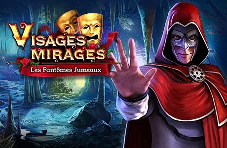 Visages Mirages : Les Fantômes Jumeaux