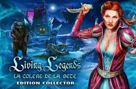 Living Legends: La colere de la Bete. Edition Collector