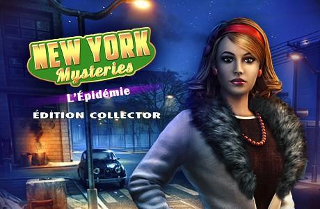 New York Mysteries: L'Épidémie. Édition Collector